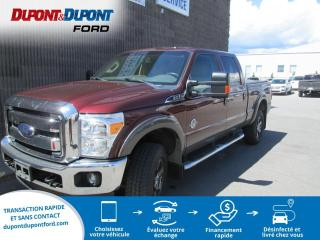 Used 2015 Ford F-350 4 RM, Cabine multiplaces 172 LARIAT for sale in Gatineau, QC