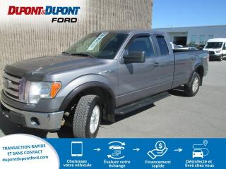 Used 2012 Ford F-150 Cabine Super 4RM 163 po XLT for sale in Gatineau, QC
