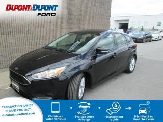 Used 2016 Ford Focus Hayon 5 portes SE for sale in Gatineau, QC