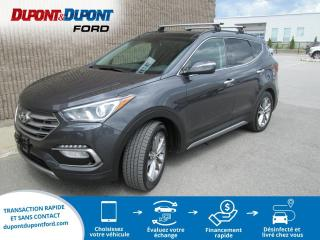 Used 2017 Hyundai Santa Fe Sport 2.0T Limited 4 portes TI for sale in Gatineau, QC