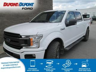 Used 2018 Ford F-150 XLT SPORT FX4 cabine SuperCrew 4RM caiss for sale in Gatineau, QC