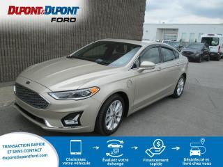 Used 2019 Ford Fusion Titanium TA for sale in Gatineau, QC