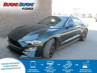 Used 2019 Ford Mustang BULLITT à toit fuyant for sale in Gatineau, QC