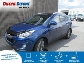 Used 2014 Hyundai Tucson GLS 4 portes TI BA for sale in Gatineau, QC