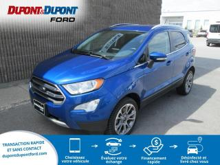 Used 2019 Ford EcoSport Titanium 4RM for sale in Gatineau, QC