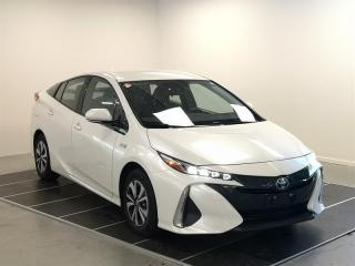 Used 2017 Toyota Prius Prime eCVT for sale in Port Moody, BC