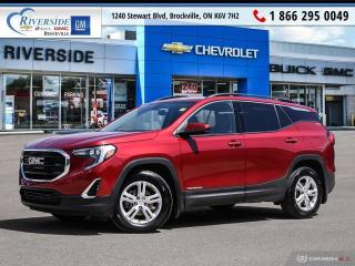 Used 2019 GMC Terrain SLE for sale in Brockville, ON