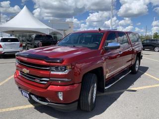 Used 2018 Chevrolet Silverado 1500 2LZ 5.3L V8 LTZ for sale in Carleton Place, ON