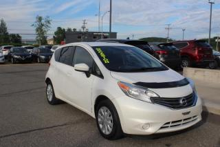 Used 2015 Nissan Versa Note 1.6 S à hayon 5 portes BA for sale in Lévis, QC