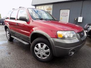 Used 2006 Ford Escape ***XLT,4X4,AUTOMATIQUE,A/C*** for sale in Longueuil, QC