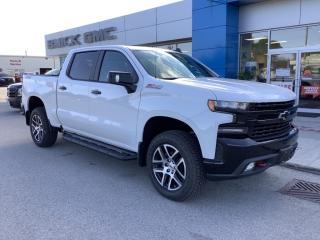 New 2020 Chevrolet Silverado 1500 LT Trail Boss for sale in Listowel, ON