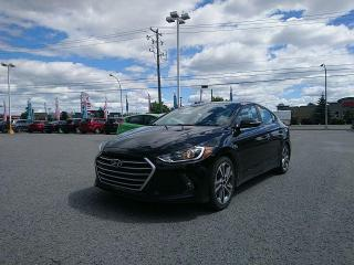 Used 2017 Hyundai Elantra Toit ouvrant for sale in Gatineau, QC