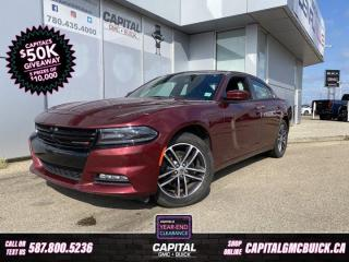 Used 2019 Dodge Charger SXT PLUS AWD SUNROOF NAV HEATED & COOLED SEATS for sale in Edmonton, AB