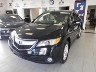 Used 2015 Acura RDX TECHN / AWD / TOIT OUVRANT / GPS / CAMER for sale in Sherbrooke, QC