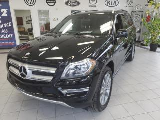 Used 2013 Mercedes-Benz GL-Class 350/BLUETEC / 4 MATIC / TOIT PANORAMIQUE for sale in Sherbrooke, QC