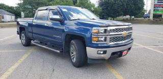 Used 2015 Chevrolet Silverado 1500 LT for sale in Cambridge, ON