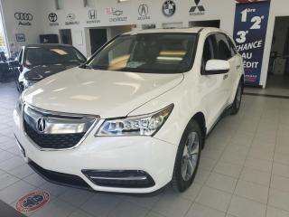 Used 2016 Acura MDX SH-AWD / TECH / CUIR / TOIT OUVRANT / GP for sale in Sherbrooke, QC
