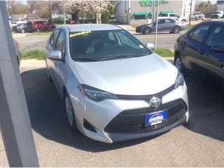 Used 2018 Toyota Corolla LE for sale in Sarnia, ON