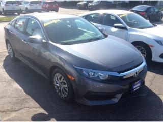 Used 2017 Honda Civic LX for sale in Sarnia, ON