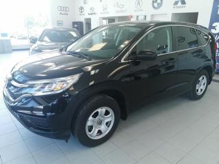 Used 2015 Honda CR-V LX / FWD / AUTOMATIQUE / CAMERA / SIÈGE for sale in Sherbrooke, QC