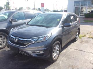 Used 2016 Honda CR-V SE for sale in Sarnia, ON