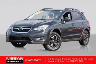 Used 2014 Subaru XV Crosstrek SPORT AWD SIEGES CHAUFFANTS / TOIT OUVRANT / AWD for sale in Montréal, QC