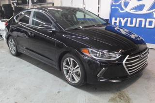 Used 2017 Hyundai Elantra Berline 4 portes GLS ( WOW 28000 KM ) for sale in St-Constant, QC