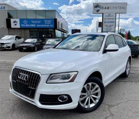 Used 2013 Audi Q5 2.0 quattro Premium | HEATED SEATS | BACKUP CAMERA | NAVIGATION | for sale in Barrie, ON