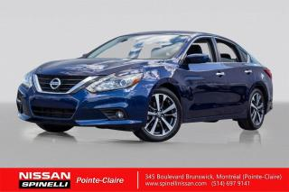 Used 2016 Nissan Altima SR SPORT TRES RARE / MODEL SR / 18 POUCES / DEMARREUR A DISTANCE for sale in Montréal, QC