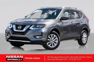 Used 2017 Nissan Rogue SV AWD AWD / TOIT PANORAMIQUE / CAMERA DE RECUL / SIÈGES CHAUFFANTS / DEMARREUR A DISTANCE for sale in Montréal, QC