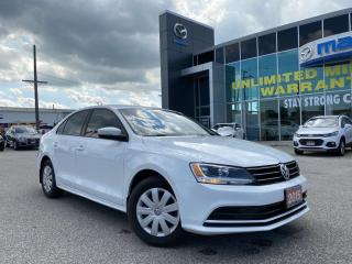 Used 2015 Volkswagen Jetta 1.8 TSI Comfortline with automatic transmission for sale in Chatham, ON