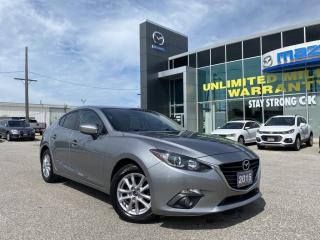 Used 2015 Mazda MAZDA3 GS for sale in Chatham, ON