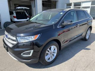 Used 2017 Ford Edge SEL - AWD for sale in Gatineau, QC