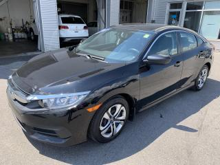 Used 2017 Honda Civic Sedan LX 6MT for sale in Gatineau, QC
