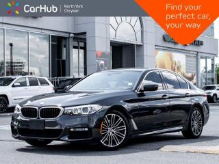 Used 2017 BMW 5 Series 530i xDrive Heated Seats Navigation Sunroof Backup Camera for sale in Thornhill, ON