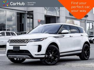 Used 2020 Land Rover Evoque P250 SE Meridian Sound Navigation Apple CarPlay Android Auto for sale in Thornhill, ON