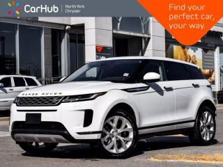 Used 2020 Land Rover Evoque P250 SE Meridian Sound Navigation Heated Seats Apple CarPlay for sale in Thornhill, ON