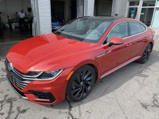 Used 2019 Volkswagen Arteon 2.0T 8sp at w/ Tip 4MOTION for sale in Gatineau, QC