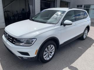 Used 2018 Volkswagen Tiguan Trendline 2.0 8sp at w/Tip 4M for sale in Gatineau, QC