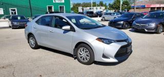 Used 2019 Toyota Corolla LE for sale in Burlington, ON