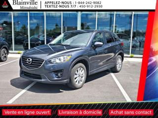 Used 2016 Mazda CX-5 GS AWD 4X4 GRIS 8 PNEUS for sale in Blainville, QC