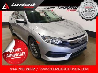 Used 2016 Honda Civic LX|GARANTIE 7 ANS/160,000 KM| for sale in Montréal, QC