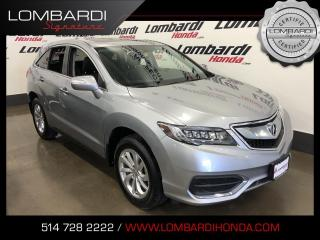 Used 2017 Acura RDX TECH|GARANTIE HONDA 2 ANS/40,000 KM INCL for sale in Montréal, QC