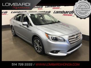 Used 2016 Subaru Legacy LIMITED|AWD|NAVI|CUIR|TOIT| for sale in Montréal, QC