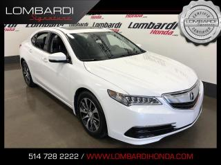 Used 2016 Acura TLX TECH|NAVI|CUIR|TOIT| for sale in Montréal, QC