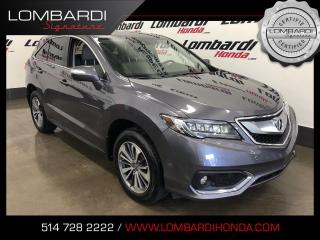 Used 2017 Acura RDX ELITE PKG|AWD|CUIR|TOIT| for sale in Montréal, QC