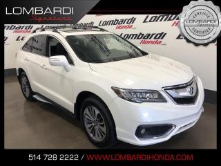 Used 2017 Acura RDX ELITE PKG|AWD|NAVI|CUIR|TOIT| for sale in Montréal, QC