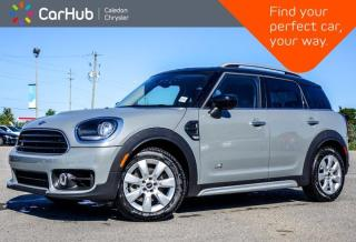 Used 2020 MINI Cooper Countryman Cooper AWD Only 49 KM Dual Pane Sunroof Backup Camera Bluetooth Heated Front Seats 17
