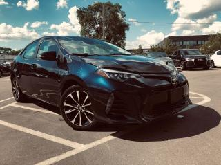 Used 2017 Toyota Corolla XSE VERY RARE for sale in Toronto, ON