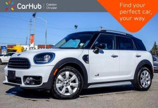 Used 2020 MINI Cooper Countryman Cooper AWD Only 48 KM Dual Pane Sunroof Backup Camera Bluetooth Heated Front Seats 17